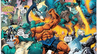 The Fantastic Four (Superior Spider-Man Vol. 2 #7)