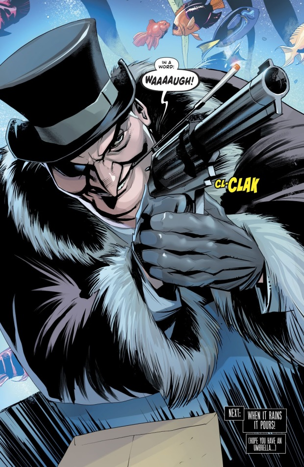 The Penguin (Red Hood and the Outlaws Vol. 2 #35)