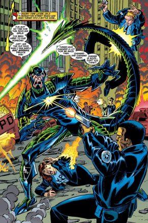 The Scorpion (The Amazing Spider-Man Vol. 2 #1)