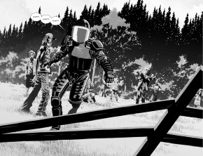 Tyreese (The Walking Dead #30)