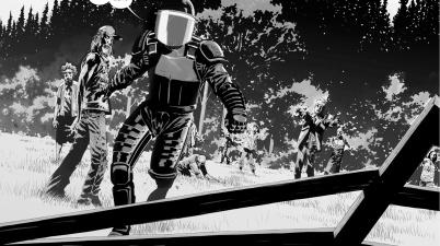 Tyreese (The Walking Dead #30)