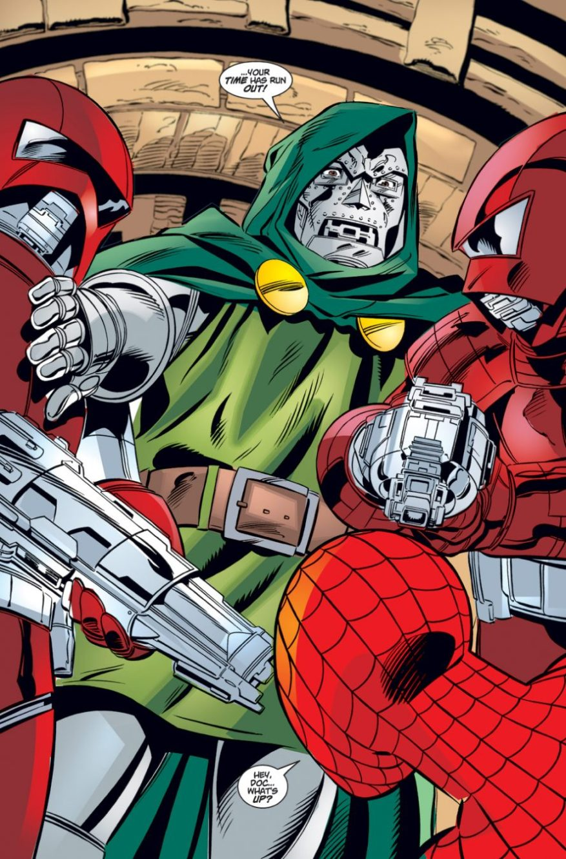 Doctor Doom (The Amazing Spider-Man Vol. 2 #15)