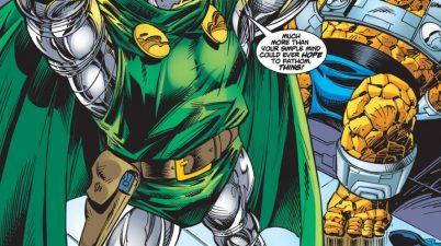 Doctor Doom (The Amazing Spider-Man Vol. 2 #7)