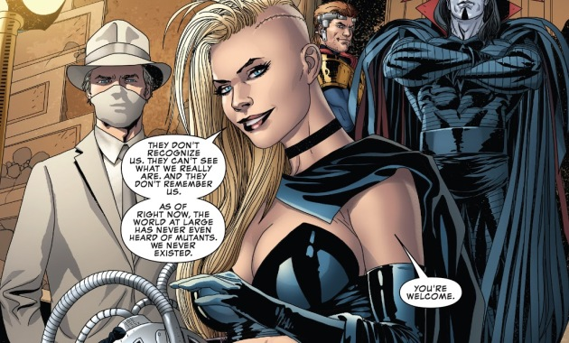 How Emma Frost Saved The Mutants