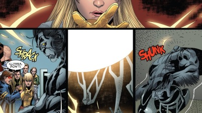 Magik Kills Dark Beast