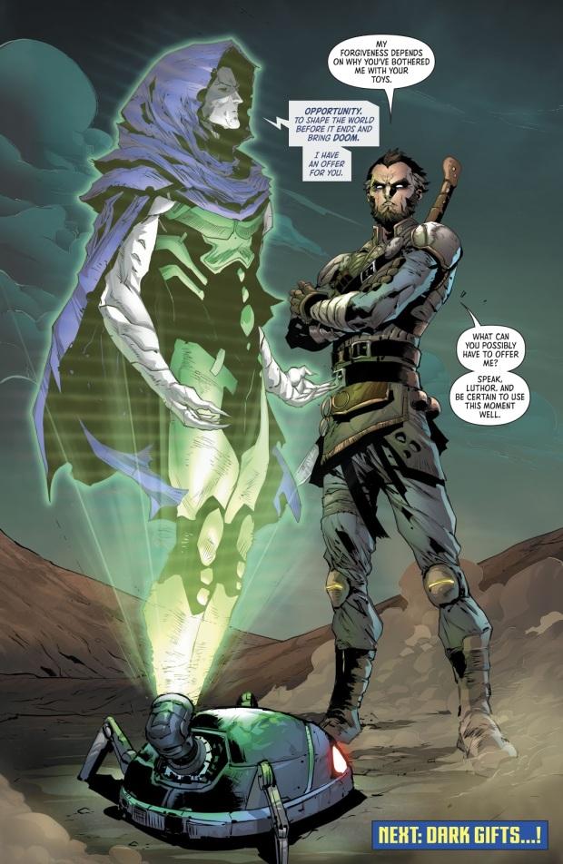 Ra's Al Ghul (Batman And The Outsiders Vol. 3 #3)