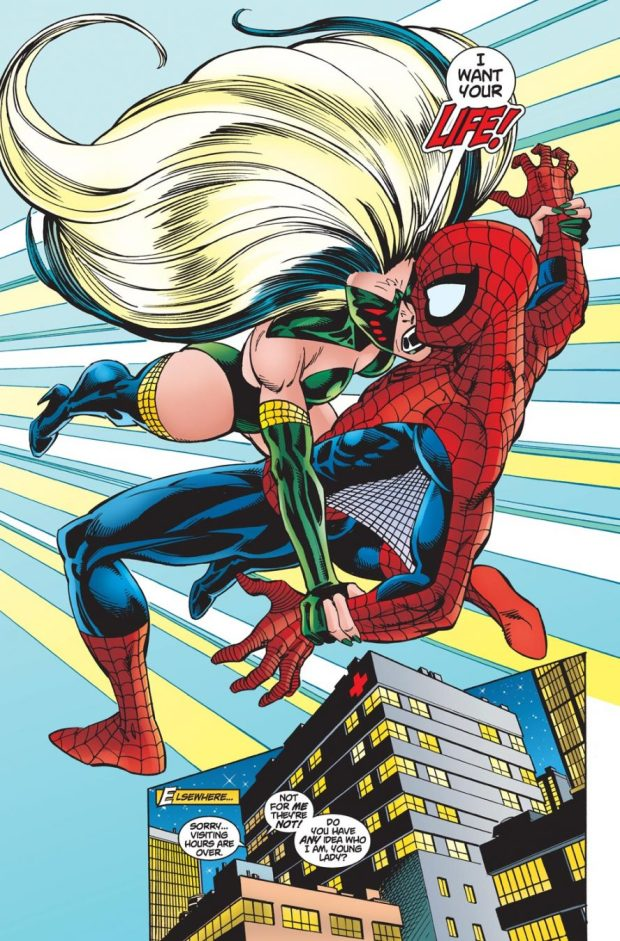 Spider-Woman (The Amazing Spider-Man Vol. 2 #6)
