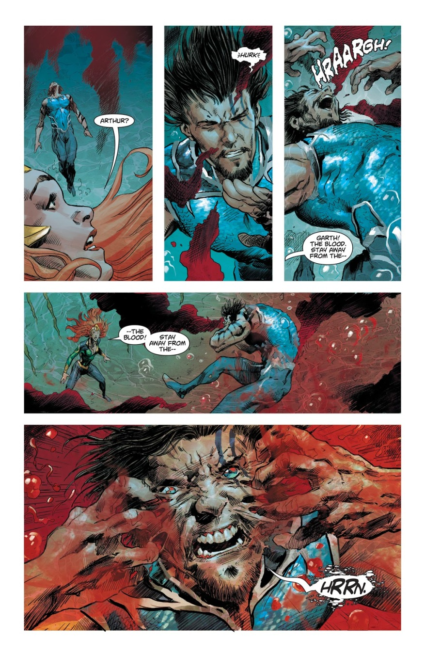 Tempest Becomes A Zombie (DCeased)