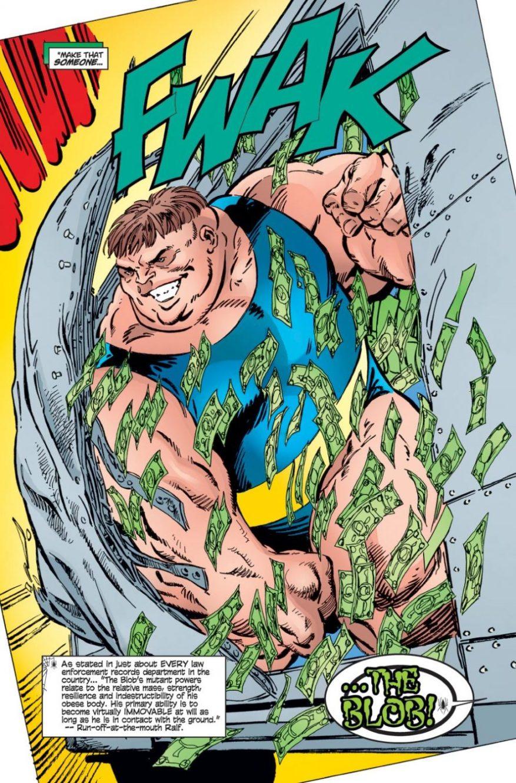 The Blob (The Amazing Spider-Man Vol. 2 #11)