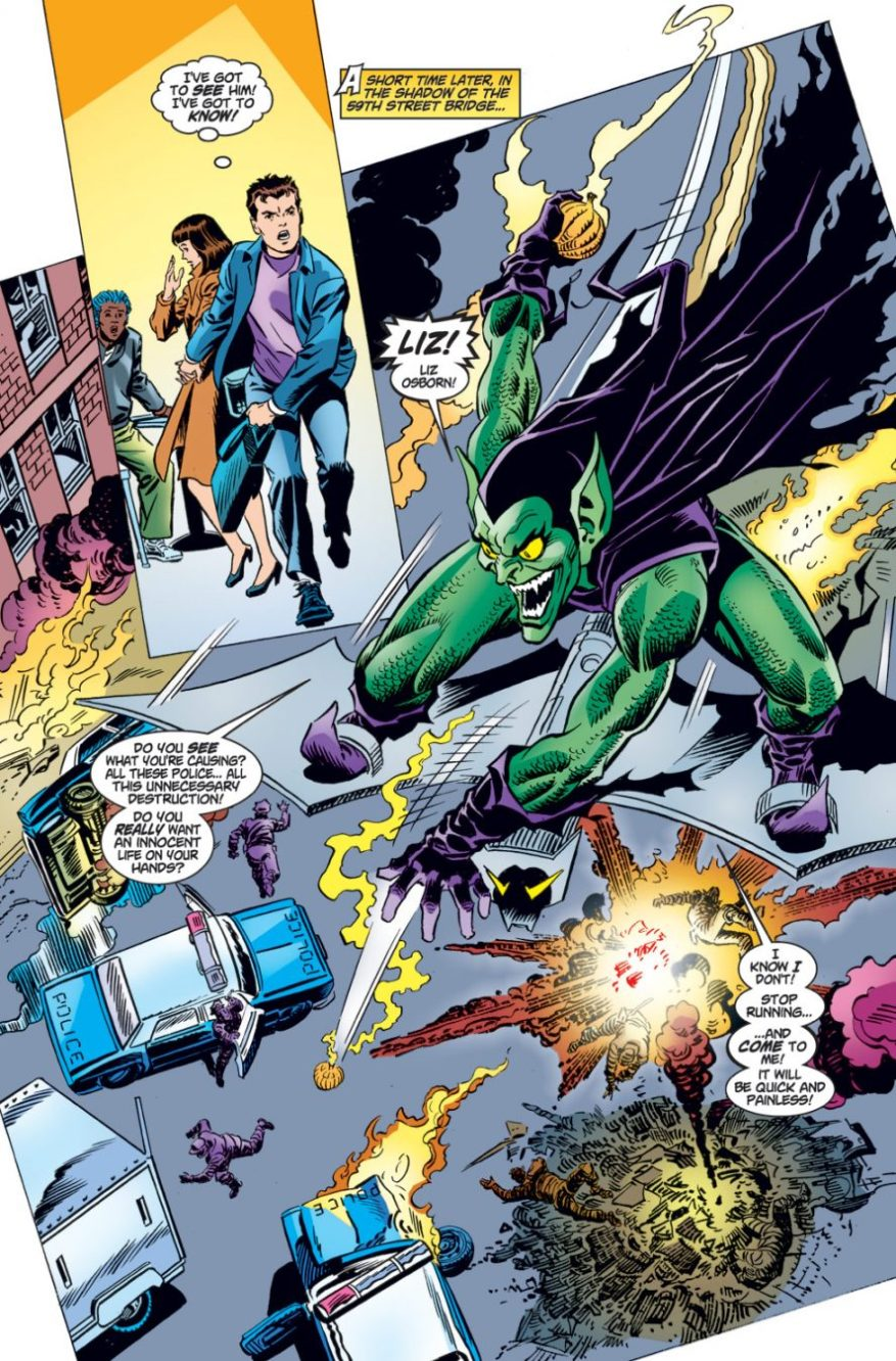The Green Goblin (The Amazing Spider-Man Vol. 2 #18)
