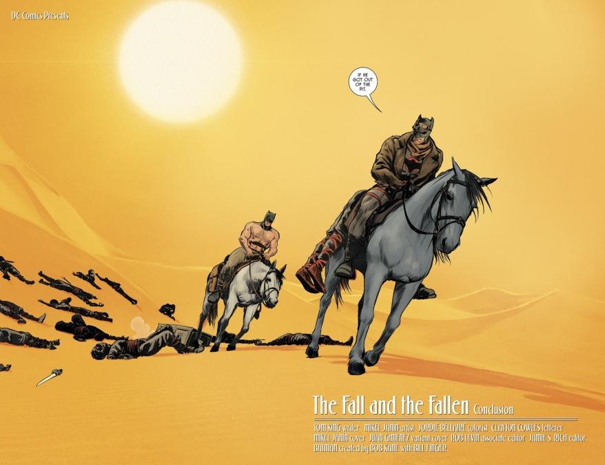 Thomas And Bruce Wayne (Batman Vol. 3 #74)