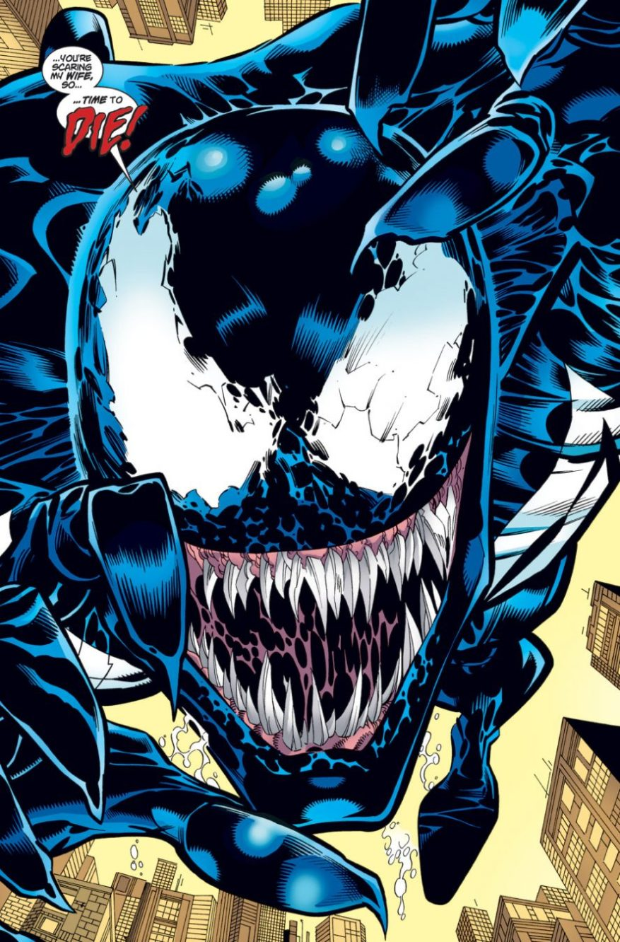 Venom (The Amazing Spider-Man Vol. 2 #19)