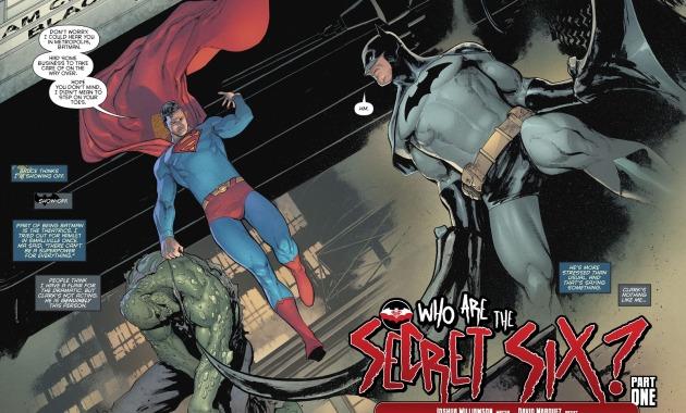 From - Batman / Superman Vol. 2 #1