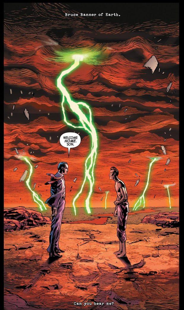 Bruce Banner (The Immortal Hulk #20)