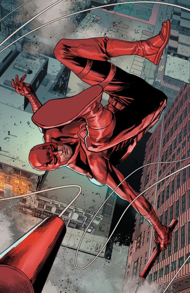 Daredevil Vol. 6 #1
