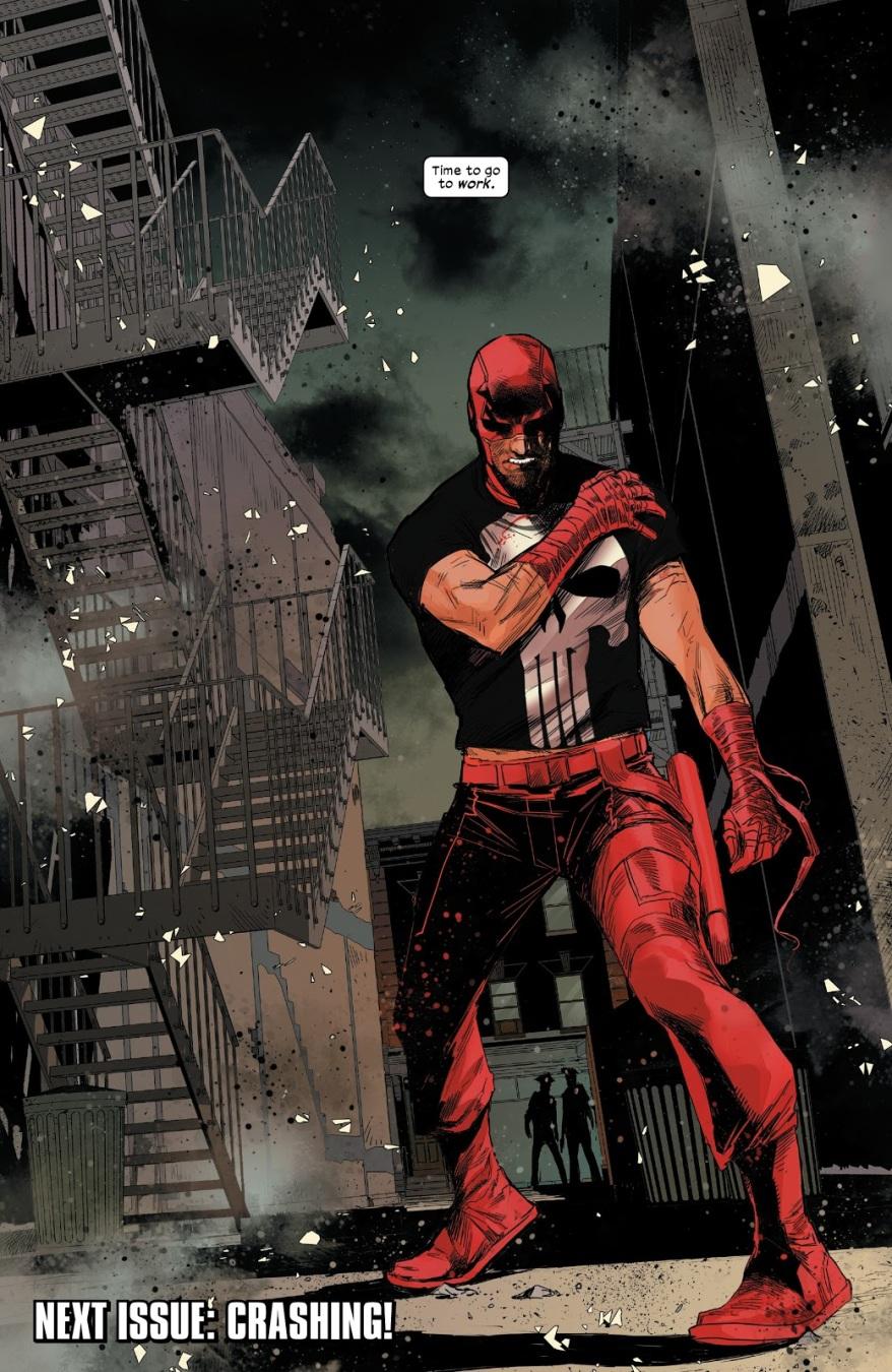 Daredevil Vol. 6 #4