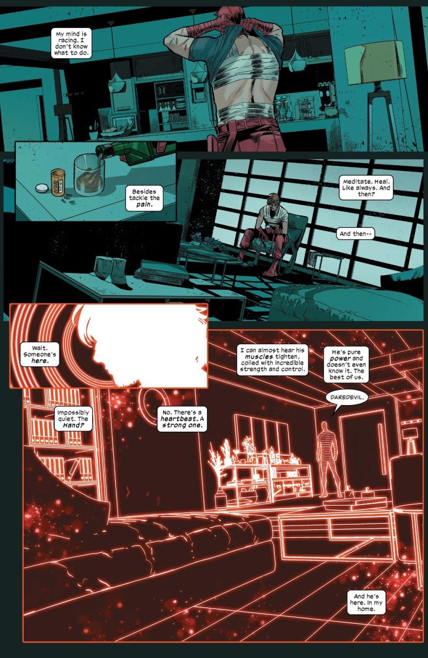 How Much Daredevil Respects Spider-Man