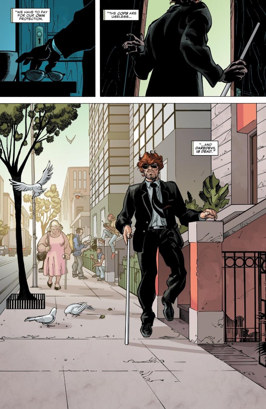 Matt Murdock (Daredevil Vol. 6 #6)
