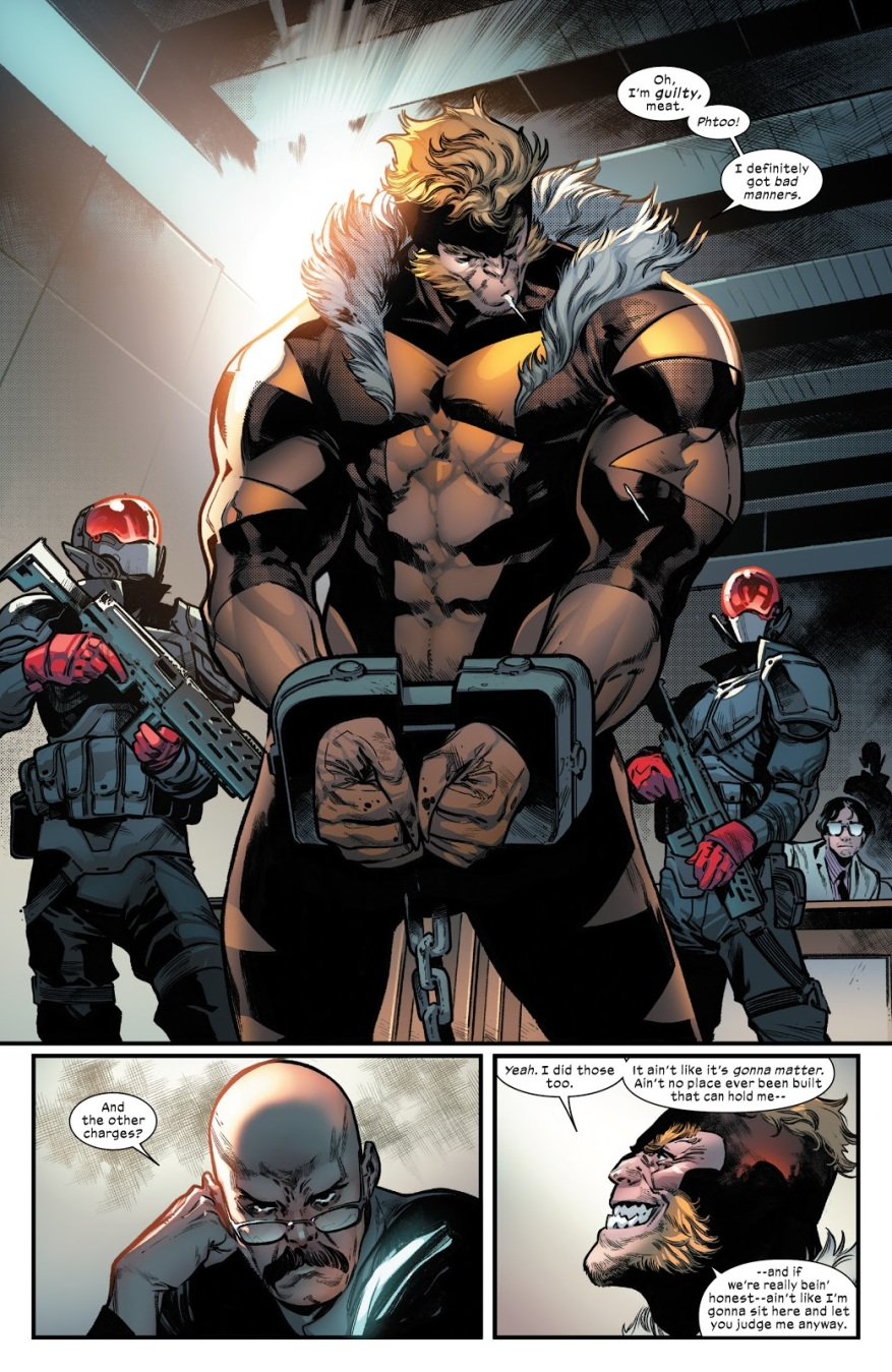 Sabretooth (House of X #3)