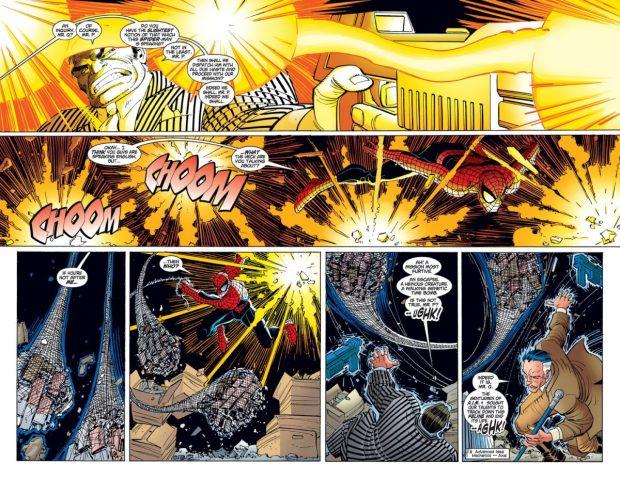 Spider-Man VS Mr. P and Mr. Q