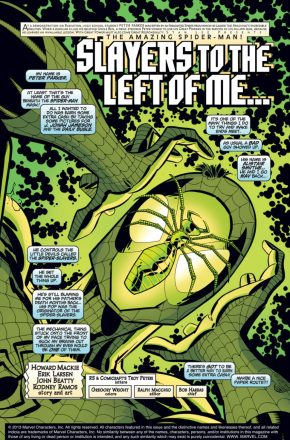 The Amazing Spider-Man Vol. 2 #21