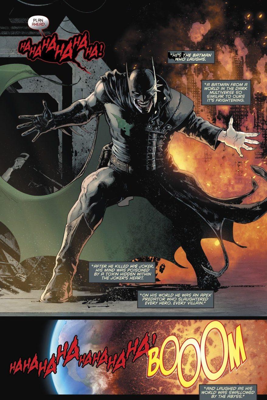 The Batman Who Laughs (Batman / Superman Vol. 2 #1)