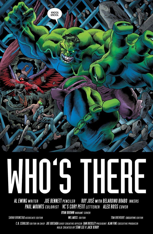 The Immortal Hulk #22