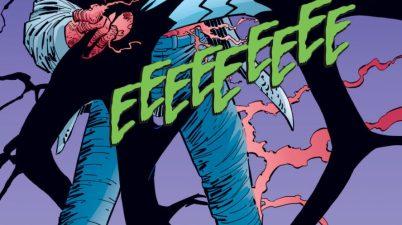 The Sentry With Venom Symbiote