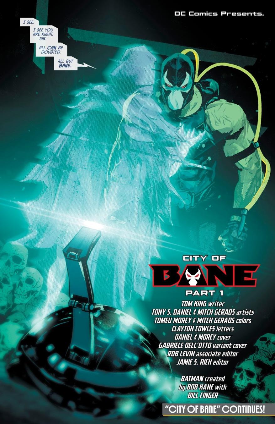 Bane (Batman Vol. 3 #75)