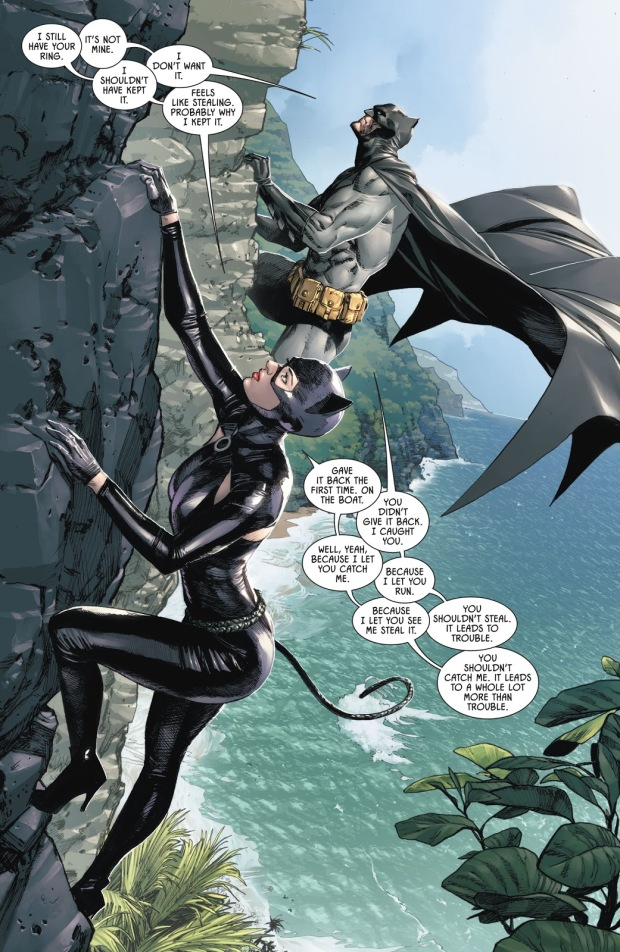 Batman And Catwoman (Batman Vol. 3 #78)