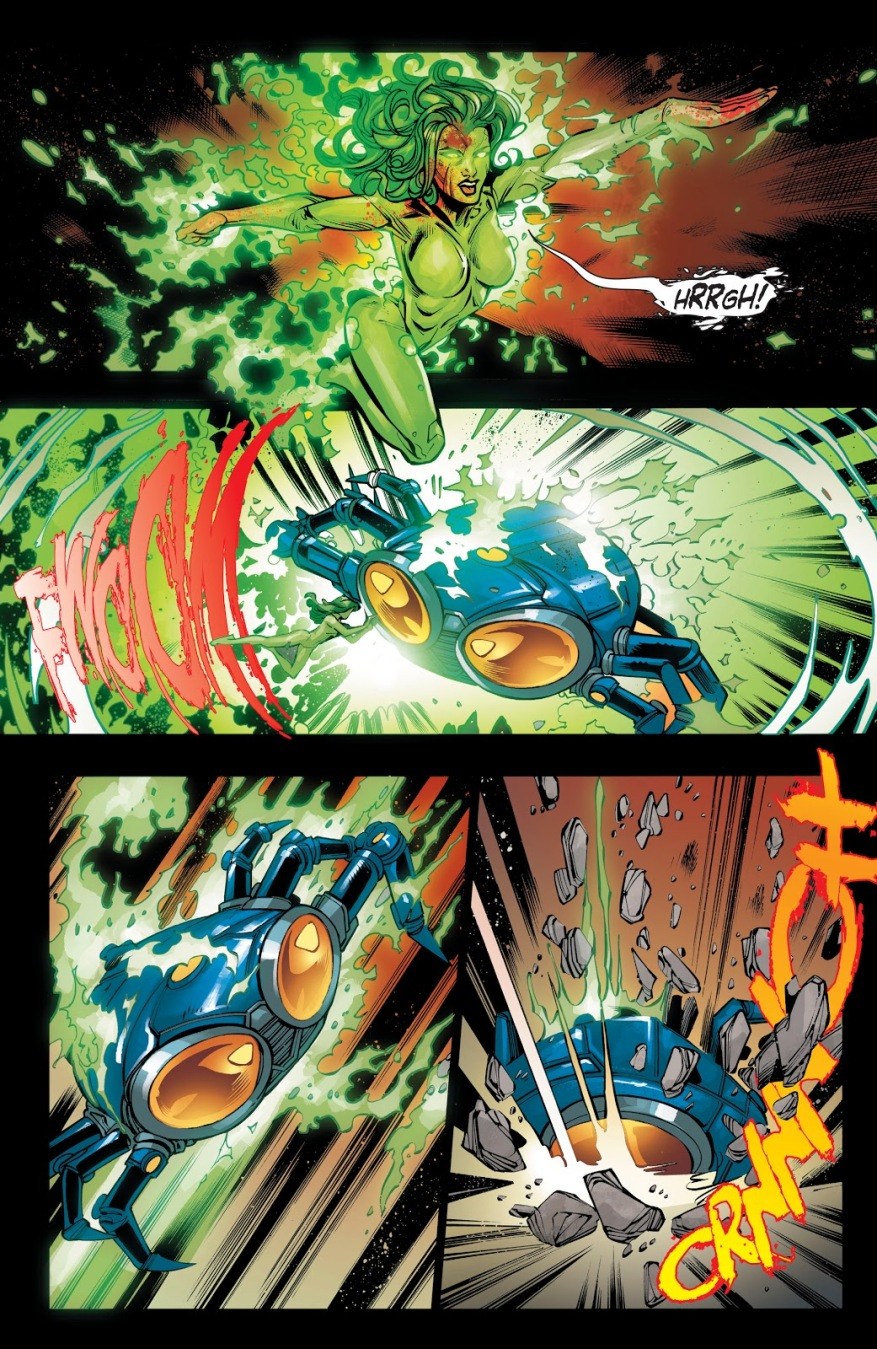 Death Of Mister Miracle And Big Barda (DCeased)