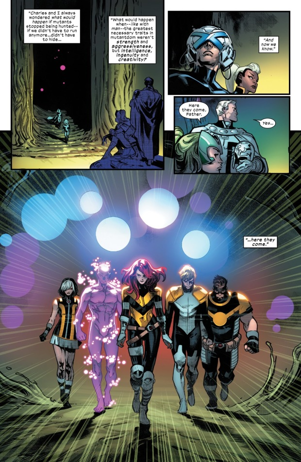 How Krakoans Clone Mutants (House Of X)