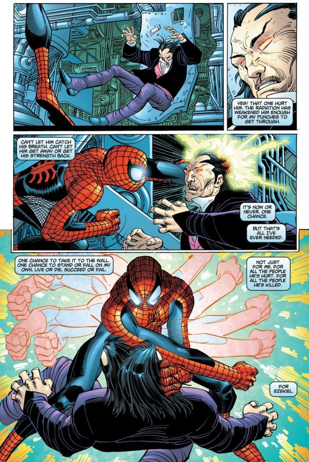 How Spider-Man Defeated Morlun