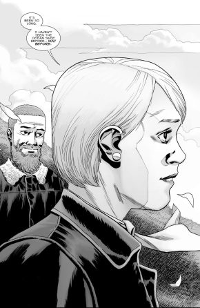 Pamela Milton (The Walking Dead #181)