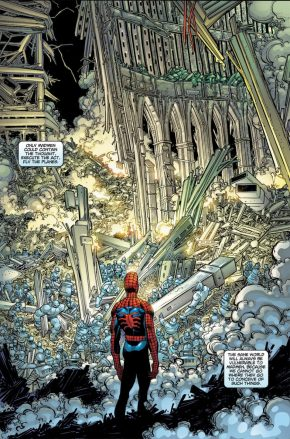 Spider-Man During September 11