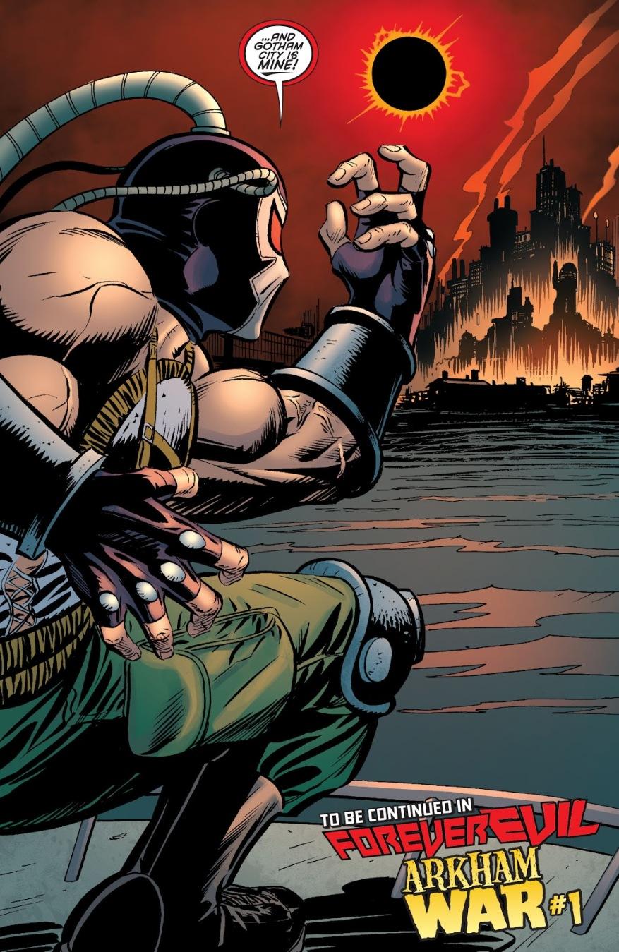 Bane (Batman Vol. 2 #23.4)