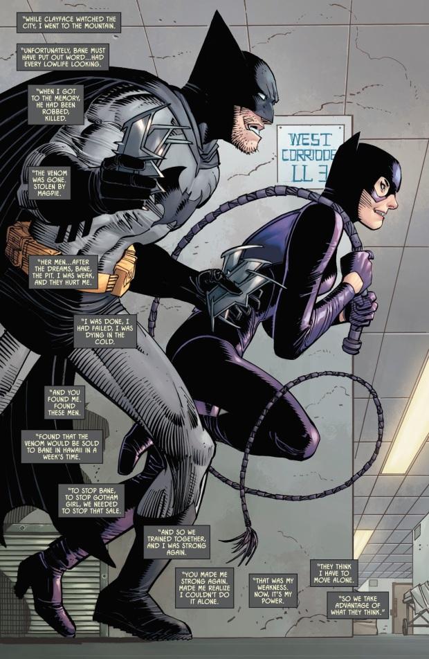 Batman And Catwoman (Batman Vol. 3 #81)