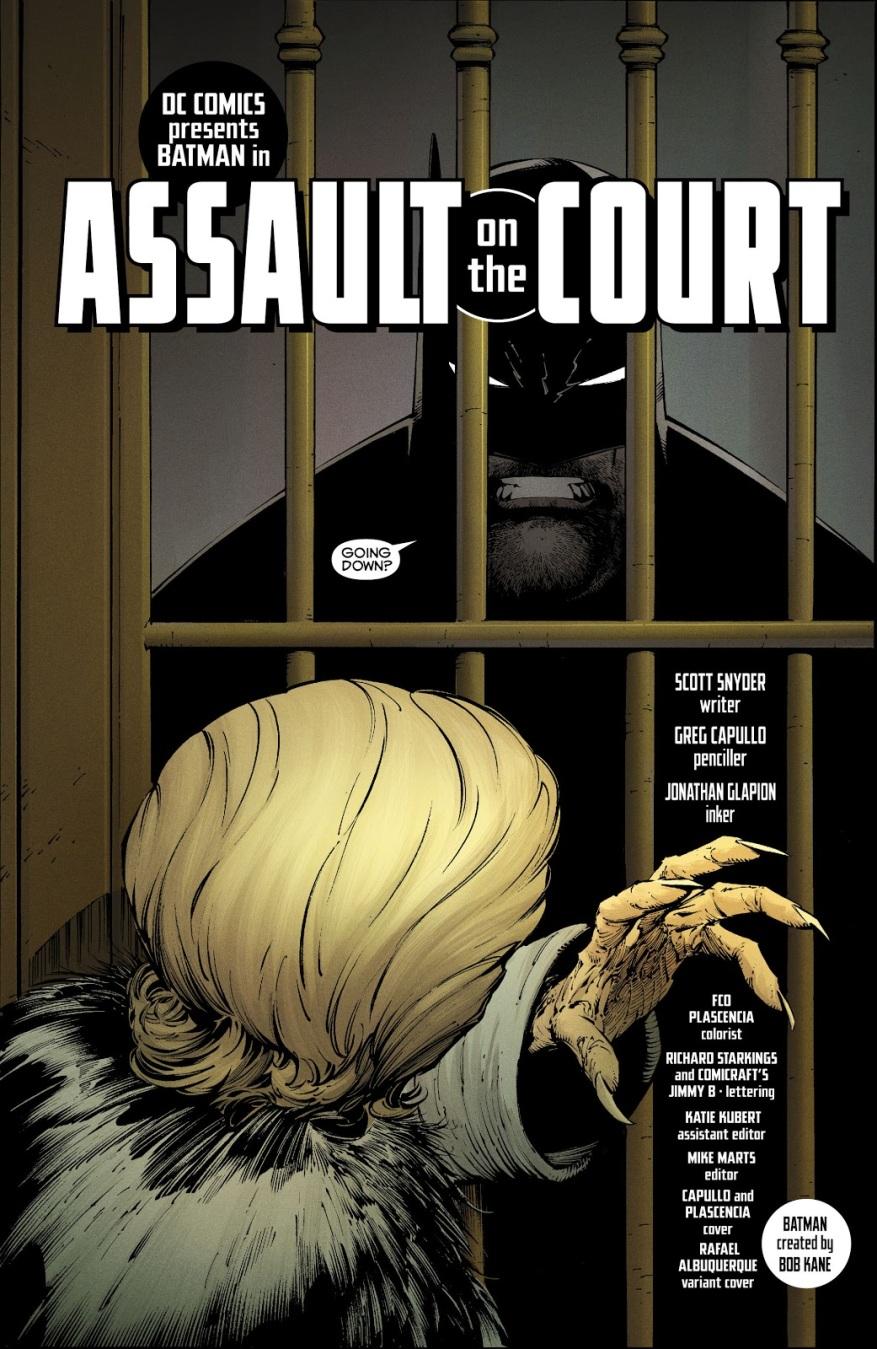 Batman Vol. 2 #10