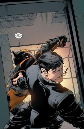 Batman VS Clayface (New 52)