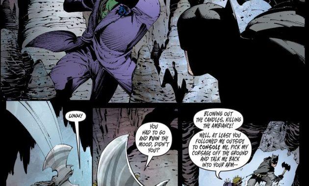 Batman VS The Joker (Death Of The Family)