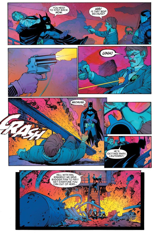 Batman VS The Red Hood Gang
