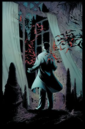 Bruce Wayne Decides To Become Batman (New 52)