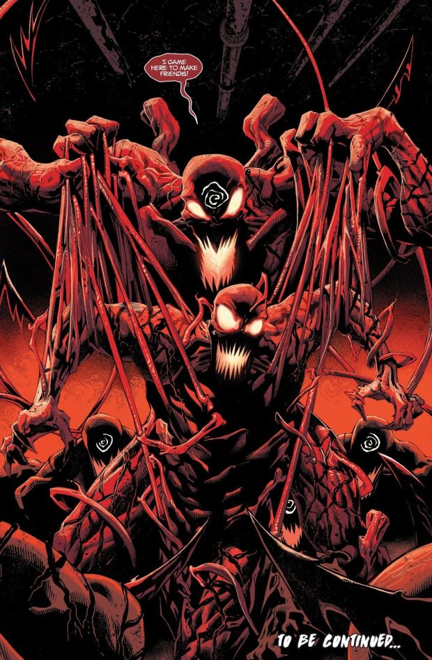 Dark Carnage Turns Norman Osborn Into Carnage