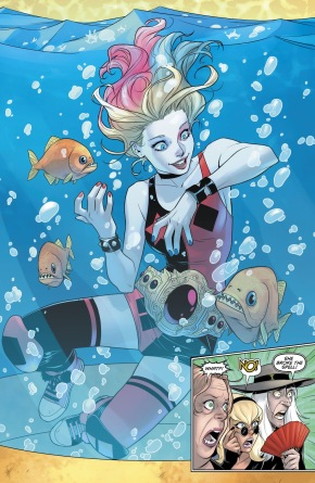 Harley Quinn Vol. 3 #59