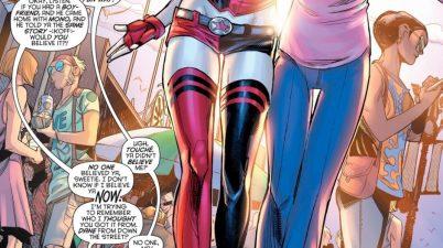 Harley Quinn's Mom (Harley Quinn Vol. 3 #50)