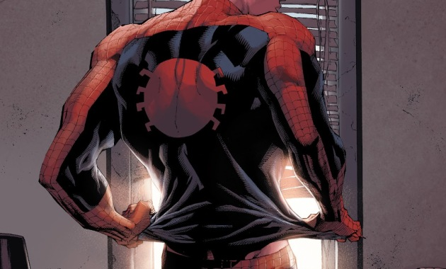 Spider-Man (Absolute Carnage #1)