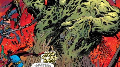 Swamp Thing (Harley Quinn Vol. 3 #50)