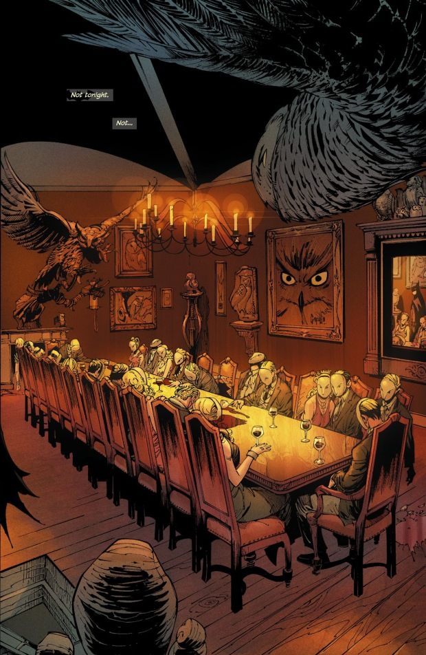 The Court Of Owls (Batman Vol. 2 #10)