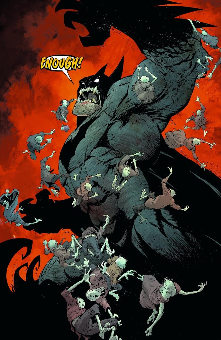 The Court Of Owls Judges Batman