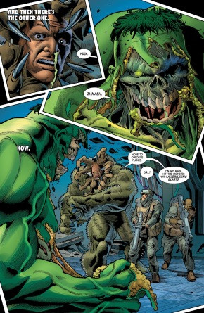The Immortal Hulk Kills General Fortean